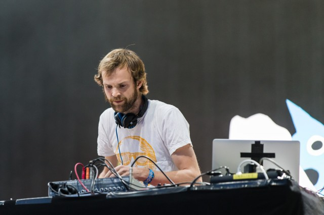 Todd Terje @ Øyafestivaeln 2014