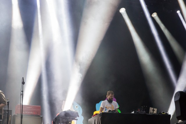 Todd Terje @ Øyafestivalen 2014