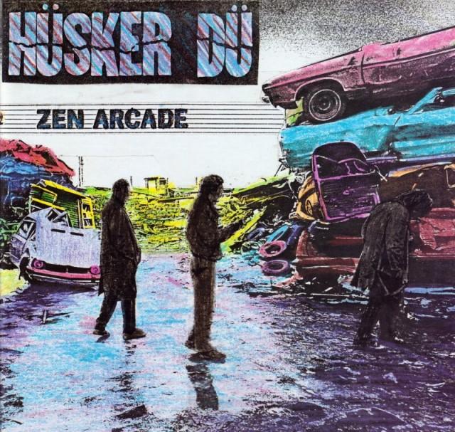 Zen-Arcade-cover