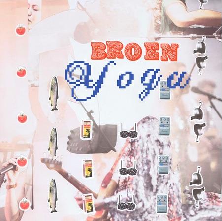 Yoga albumcover