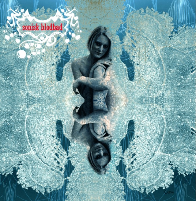 Sonisk Blodbad - SINGLE cover - For Absent Friends
