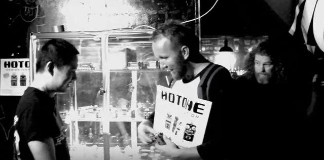 Stillbilde fra Popface sin video «Little Dreamer».