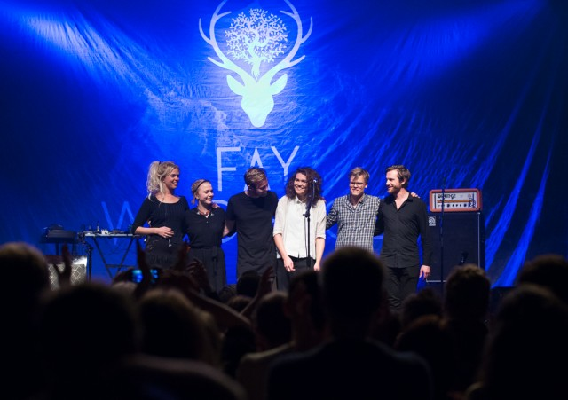 Fay Wildhagen, Sofie Mortvedt, Sunniva Shaw, Tobias Ørnes Andersen, Andreas Rødland Haga, Rockefeller, 2015-11-07, Foto: Tommy Østby/Tommyfoto.no
