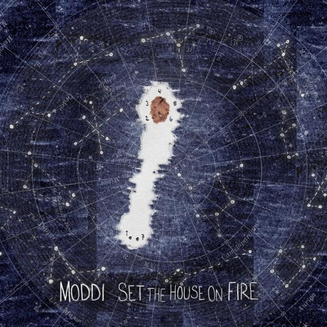 Moddi albumcover