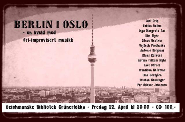 Berlin i Oslo