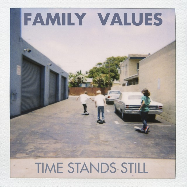Family Values cover