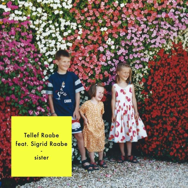 Sammenklipte barndomsminner akkompagnerer en av de fineste låtene Raabe-låtene.