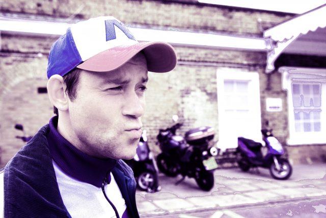 Benjamin Finger 4. Photo by Christian Jacobsen
