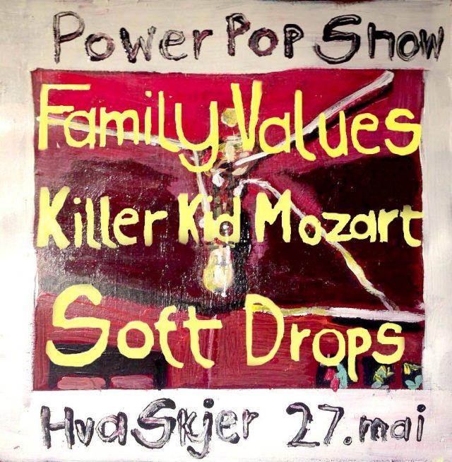 power pop show