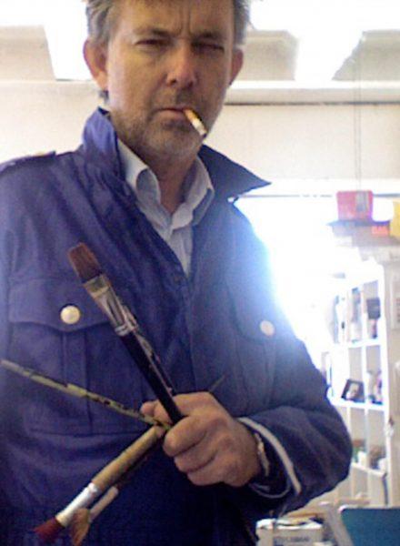 Terje Nicolaisen Saturday Painter