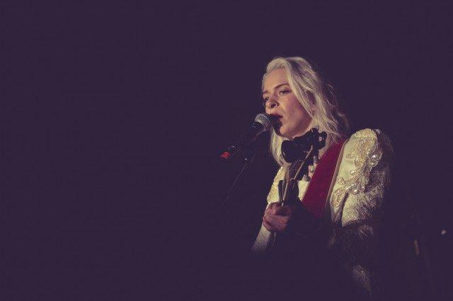 By:larm 2015: Kirketid med Thea Hjelmeland. Foto: Frank Michaelsen