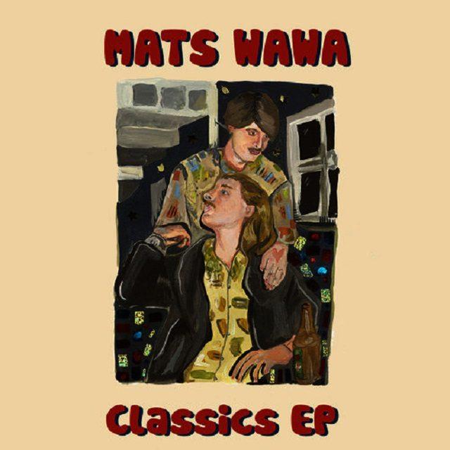 Et av ukas musikalske sidespor: Mats Wawa har brukt sommeren til å vise frem sin lekne psykedeliske pop.