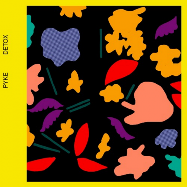 """Albumcover til Pyke sitt album """"Detox"""""""