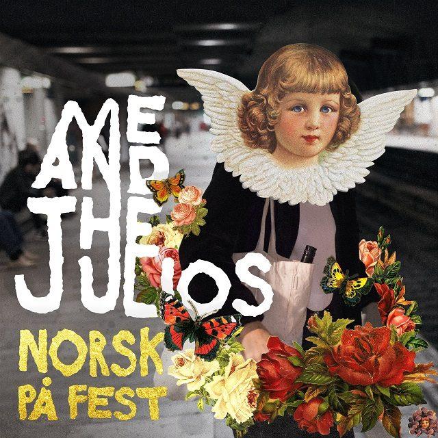 Et av ukas musikalske sidespor: Me and the Julios skreller av festpynten på låten Norsk på fest.