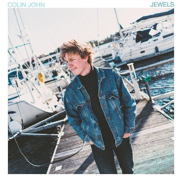 Et av ukas musikalske sidespor: 17 år gamle Colin John leverer en poplåt i eliteklassen.