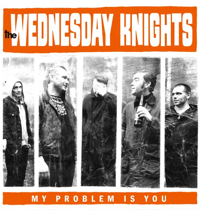 LP cover The Wednesday Knights