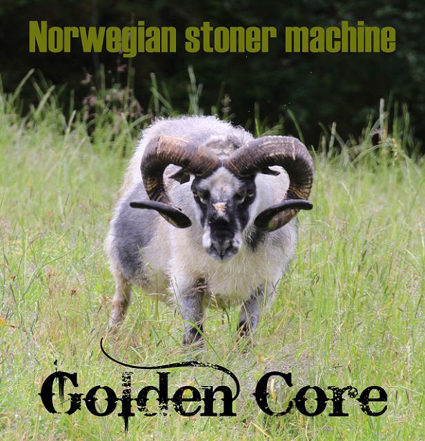 Golden Core cover