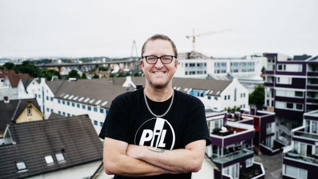 Guttorm Andreasen. Foto: Tommy Ellingsen.