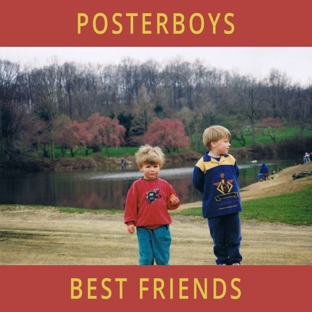 Posterboys Best Friend Cover