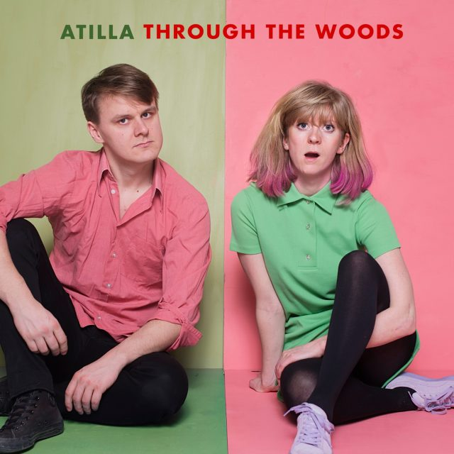 Atilla through the woods