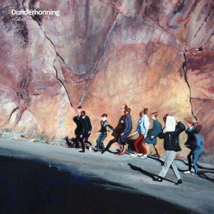 Dunderhonning albumcover