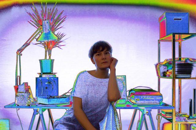 Et av ukas musikalske sidespor: Jenny Berger Myhre har satt sammen musikk og andre lydopptak til et eksperimentelt album.