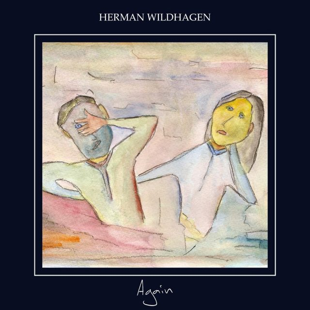 herman wildehagen again cover