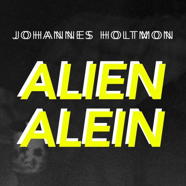 Alien Alein cover