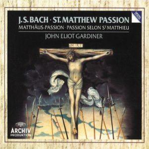 Matteuspasjonen av Bach