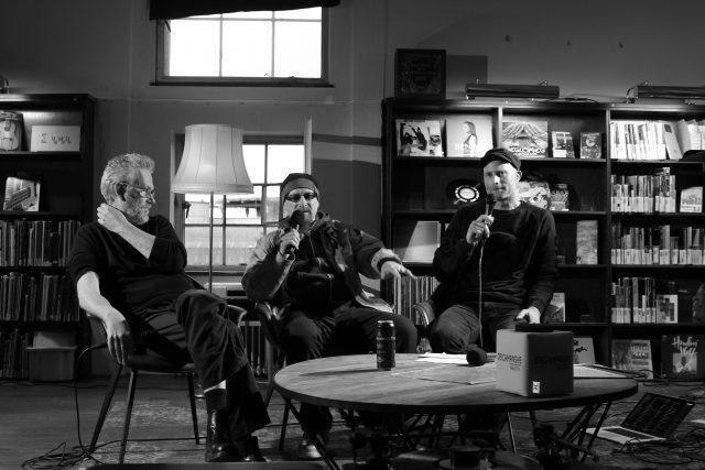 Andrej Nebb, Jørn Christensen og Kent Horne.