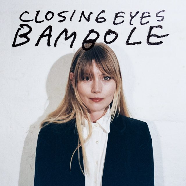 Closing Eyes BAMBOLE COVER