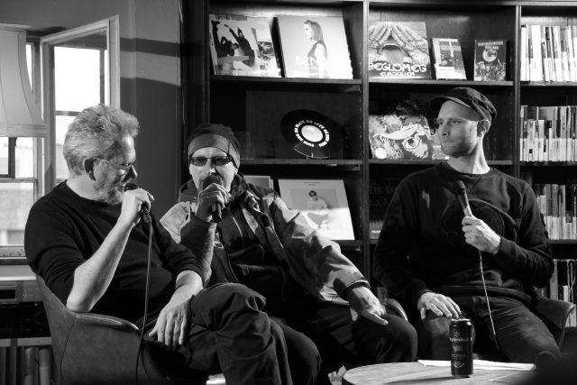 Jørn Christensen, Andrej Nebb og Kent Horne.