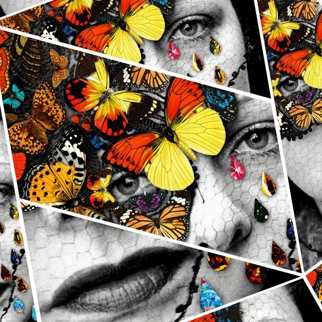 """""""Skammens Diskotek""""Remix Collage av Taudalpoi."""