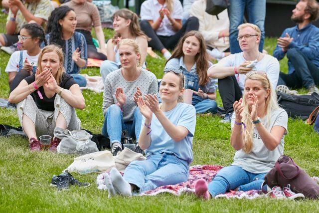 Ry X på Piknik I Parken. Foto. Stian Schløøser Møller