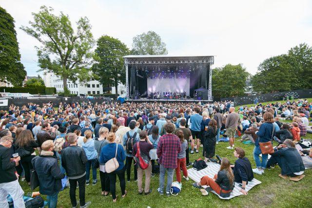 Piknik i Parken 2017 Foto. Stian Schløssr Møller