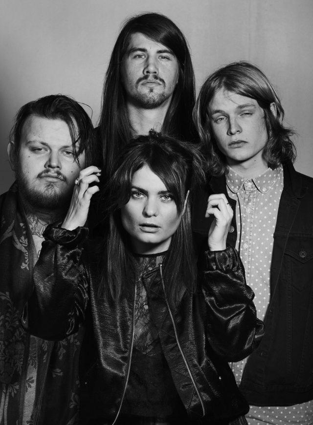 Et av ukas musikalske sidespor: De Marvells sparker rocketonene ut av høyttalerne på sin nye EP.