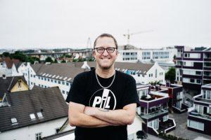Guttorm Andreasen. Foto: Tommy Ellingsen