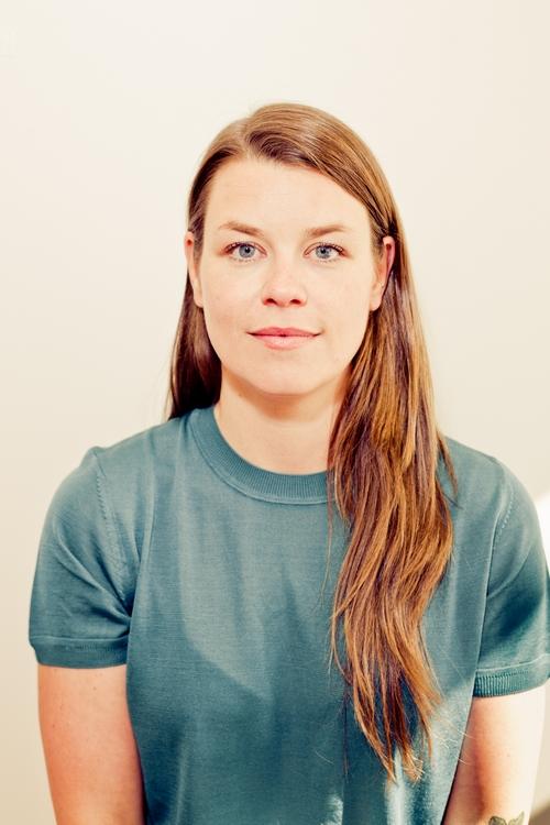 Birgitte Mandelid. Foto: Halina Sjuve