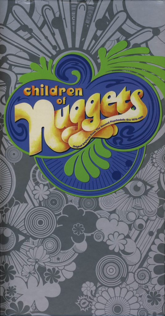 Children of Nuggets Original Artyfacts from the Second Psychedelic