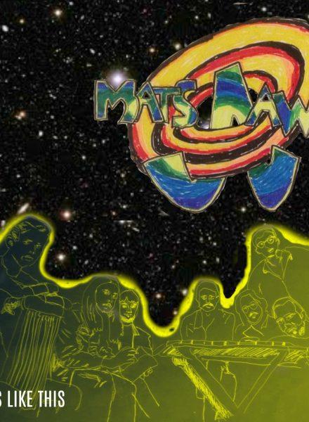 Et av ukas musikalske sidespor: Mats Wawa fortsetter å servere friske og småpsykeliske toner fra det kommende debutalbumet.