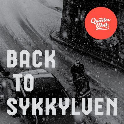 Quarter Wolf Back to Sykkylven