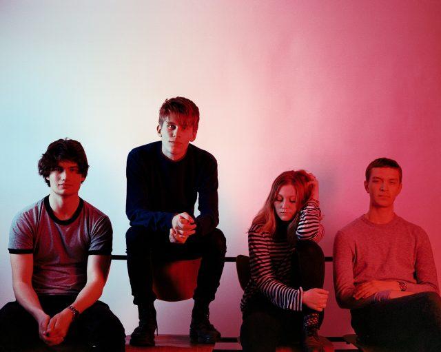 Et av ukas musikalske sidespor: Sløtface forbereder neste ukes plateslipp med en fartsfylt singel.