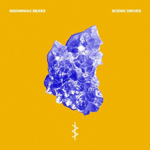 Insomniac Bears «Scenic Drives. Cover: Fredrik Melby
