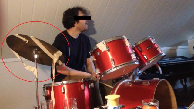 Cymbal.