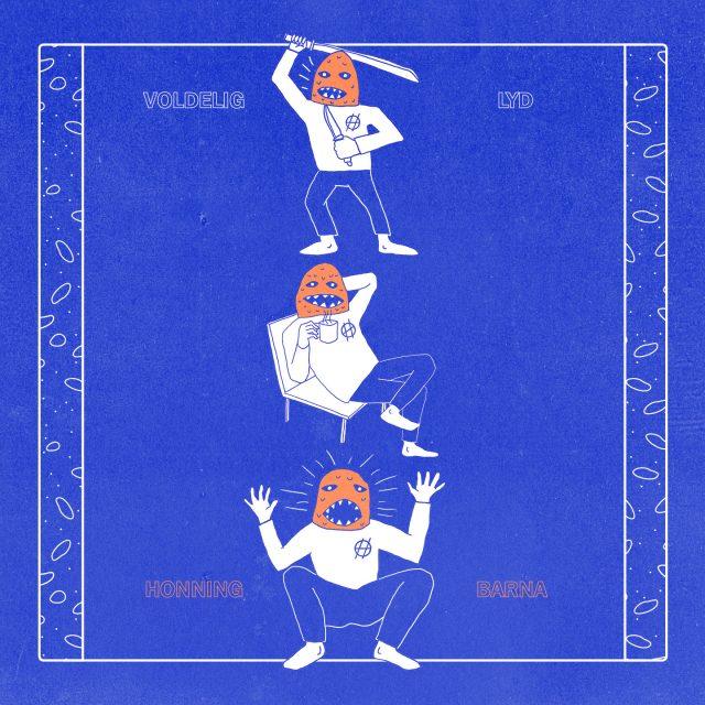 Et av ukas musikalske sidespor: Honningbarnas nye plate Voldelig lyd er et av årets album.